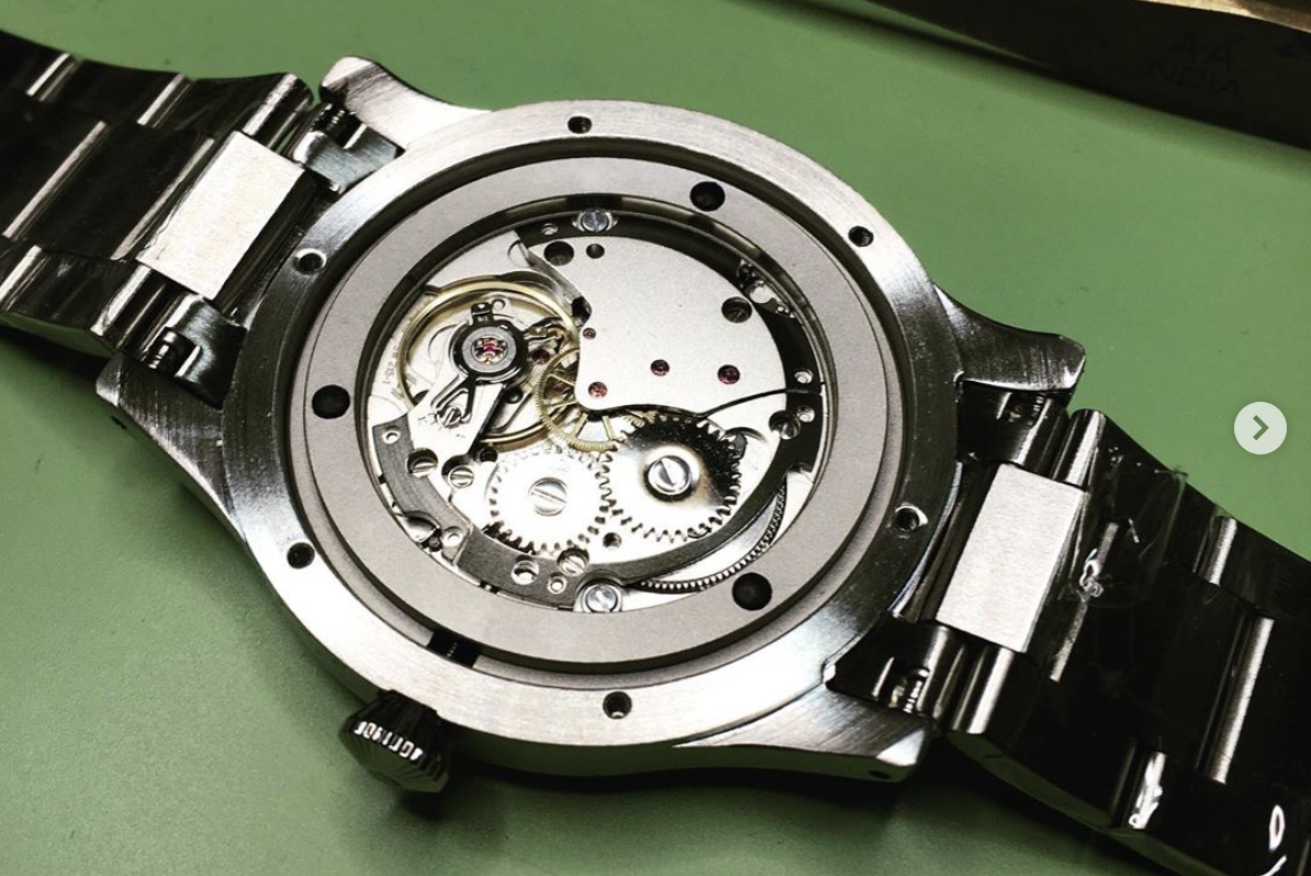 Sellita SW215-1 Manual Winding Movement