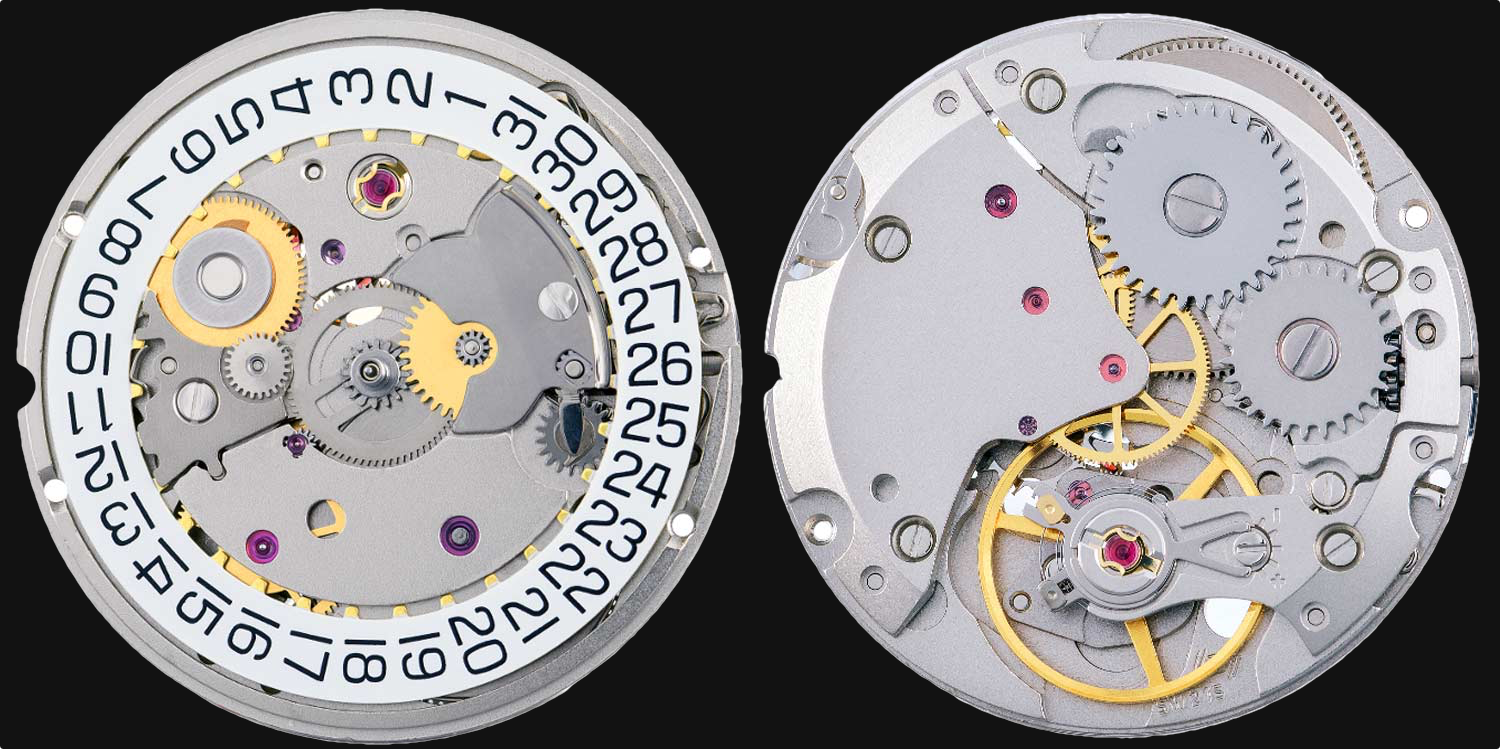 Sellita (Swiss) SW215-1 Manual Winding Movement